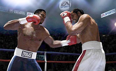 A still of Fight Night Champion