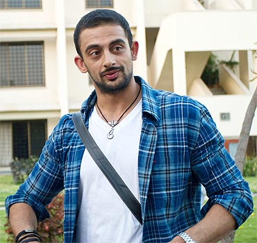 Actor Arunoday Singh