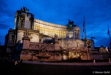 The picture-friendly Rome