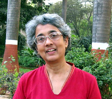 Jayashree Ramadas, Dean of Faculty of Science Education, TIFR