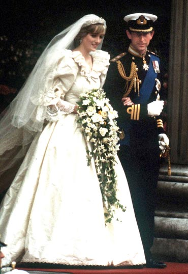 princess diana wedding day. princess diana wedding day