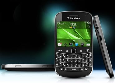 BlackBerry Bold Touch 9900 and 9930