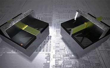 Intel's 22nm technology with 3D transistors