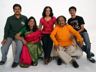Narayana, Kavitha Krishnamurthy, Bindu, Ambi and Dr L Subramaniam
