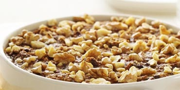 Nuts work by giving you a good dose of protein and fibre that stabilizes blood sugar.