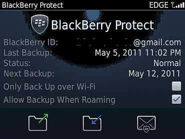 BlackBerry Protect