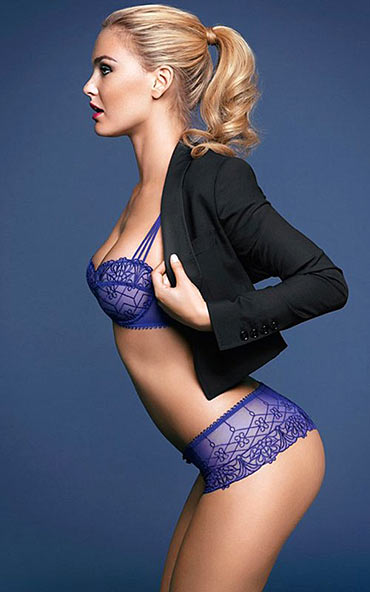 Bar Refaeli for Passionata