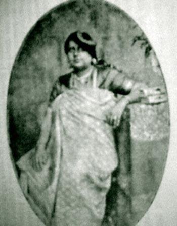 Rani Bharani Thirunal Lakshmi Bayi