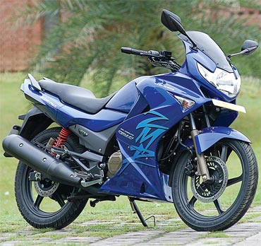 Karizma ZMR: Bike review