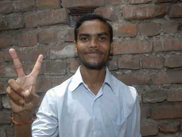 Dharmpal Yadav son of a truck driver who cracked the IIT-JEE with the help of Anand Kumar's Super 30