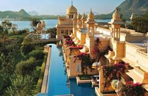 The Oberoi Udaivilas, Udaipur: