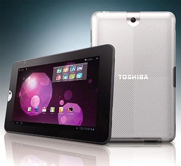 Toshiba Thrive spotted -- a 10.1-inch Honeycomb tablet