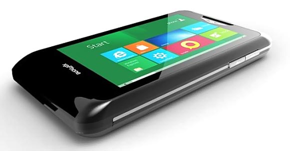 Windows 8 smartphone