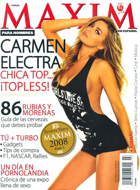 If you want to shape up successfully like Carmen Electra, the first step is to know yourself