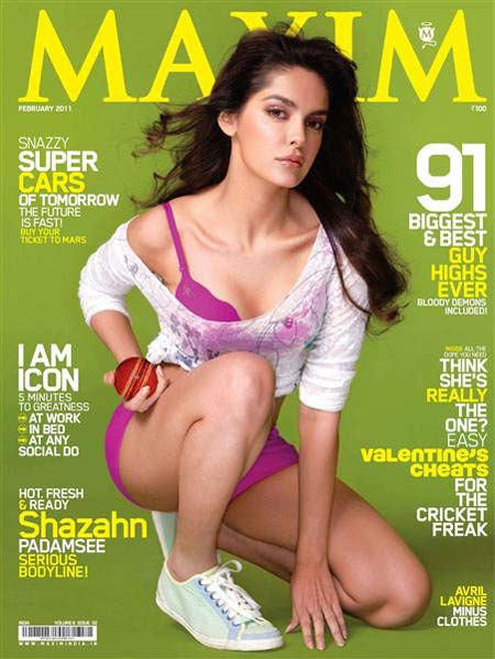 If you want to make an impression like Shazahn Padamsee, be consistent