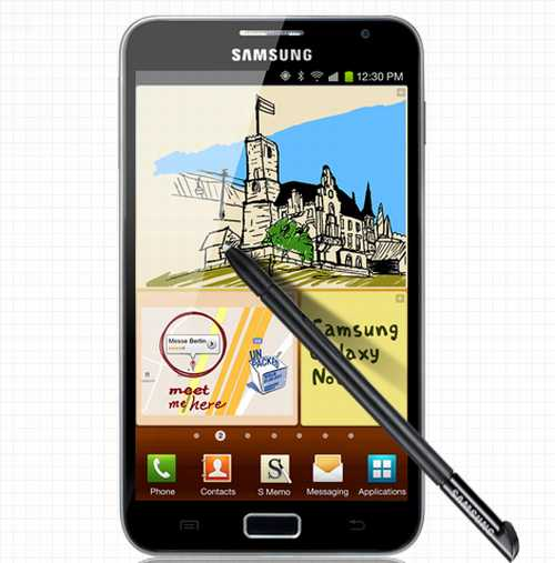 PICS: Samsung Galaxy Note launched in India for Rs 34,990