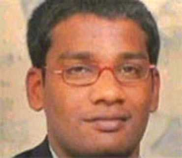 Manjunath Shanmugam who was killed by the oil mafia in Uttar Pradesh