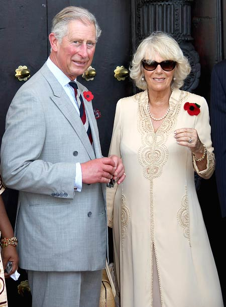 Camilla, Duchess of Cornwall and Prince Charles