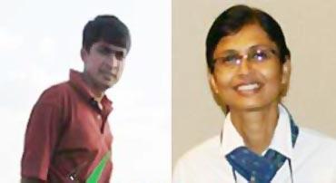 H Jaishankar and Anjali Mullati