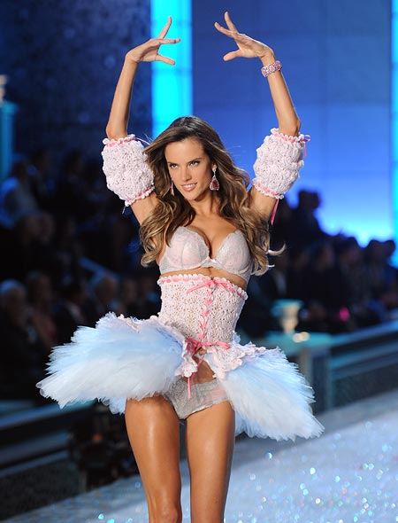 Alessandra Ambrosio for Victoria's Secret