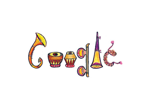 Google Doodles for Children's Day