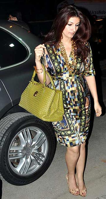 Vote india 39 s most stylish women rediff getahead for Interior designs by twinkle khanna