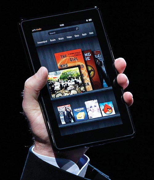 Kindle Fire: 4 reasons why it is HOT this holiday season