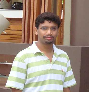 Ankit Rastogi, co-founder IndiaHotelReview