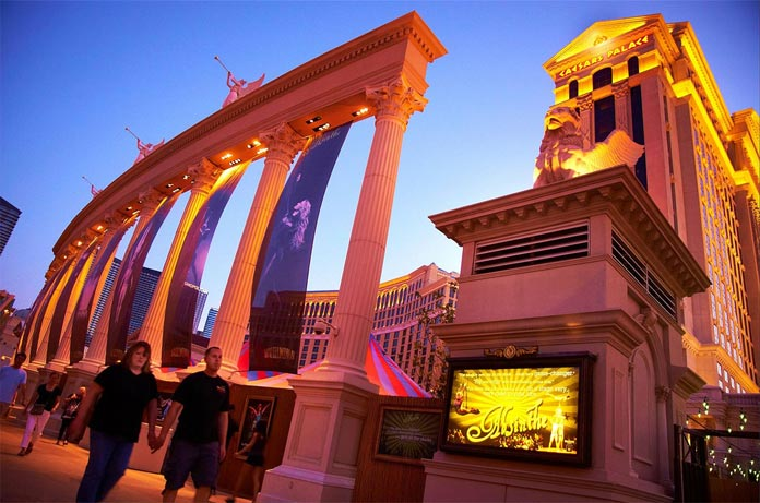 Caesars Palace Hotel and Casino, Las Vegas