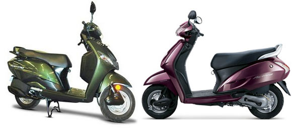 Will Hero Maestro BEAT Honda Activa?