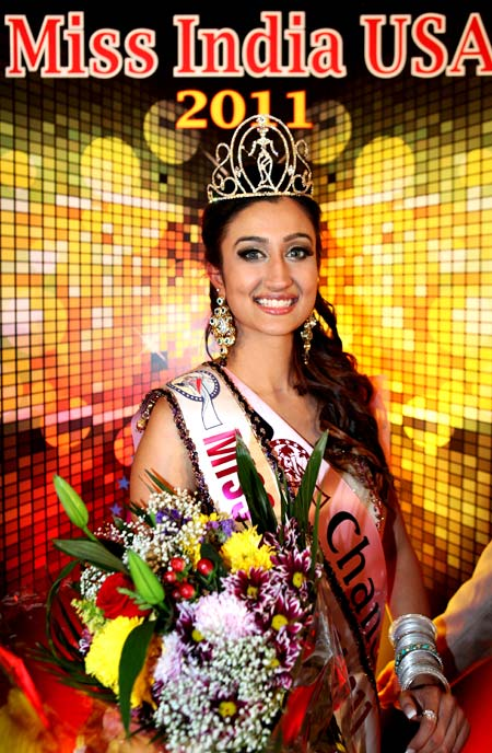 Chandan Preeni Kaur, Miss India USA 2011