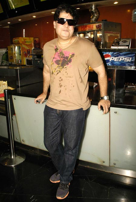 Is a funnyman like Sajid Khan up your alley?