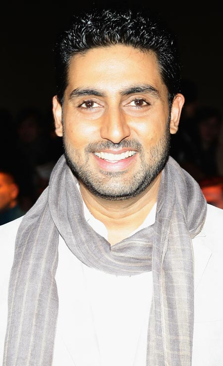 Abhishek Bachchan is the epitome of an attentive husband -- just ask wife Ash!