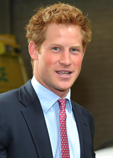 Party animal Prince Harry is sure not to disappoint his wife on Saturday nights!
