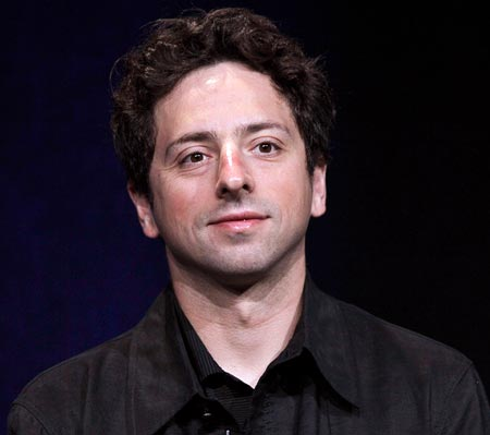 Would you set your sights on a young millionaire -- well, Sergey Brin is a young billionaire!