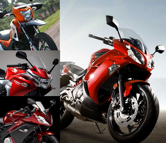 A collage of greatest performance bikes launched in India this year