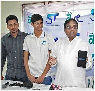 Hyderabad boys develop Ave, an Android tablet PC at 12,999