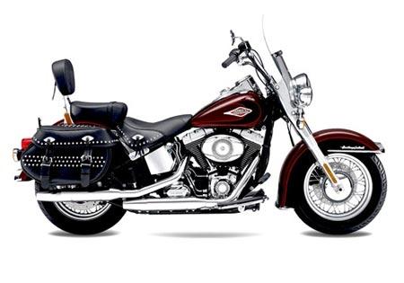 Harley Davidson FLSTF Heritage Softail Classic