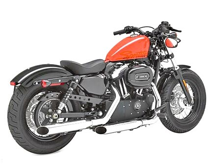 Harley Davidson XL 1200X Forty Eight