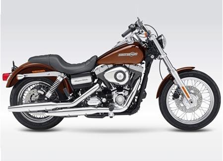 Harley Davidson FXDC Super Glide Custom