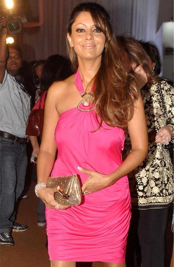 Gauri Khan's reputation as an impeccable hostess is legendary -- parties at Mannat are 'it' dos for sure!