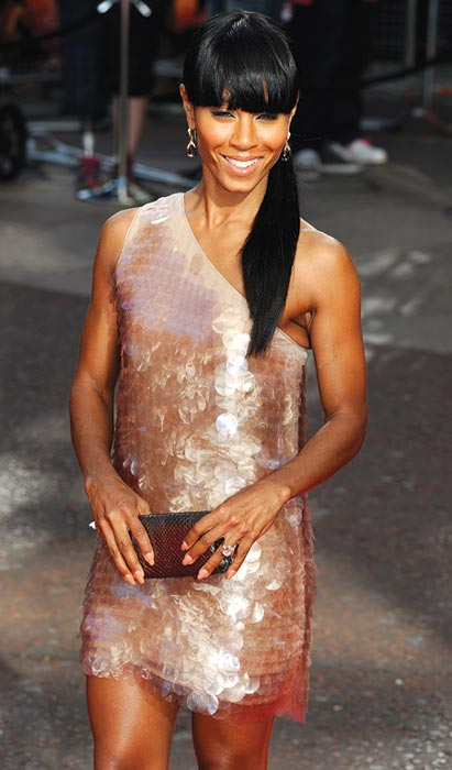Jada Pinkett Smith claims one of the secrets to her happy marriage to husband Will is that she doesn't nag him, particularly when he gets home from work