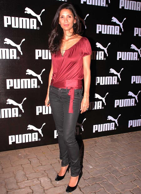 Mehr Jesia Rampal is a confident, secure B-Town wife to hunky actor hubby Arjun