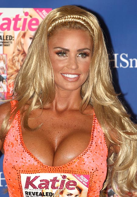 Katie Price makes no bones about enjoying her sex life -- in fact, she talks about it a little more than she should!