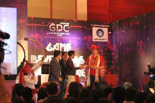 Nasscom GDC 2011 in Pune