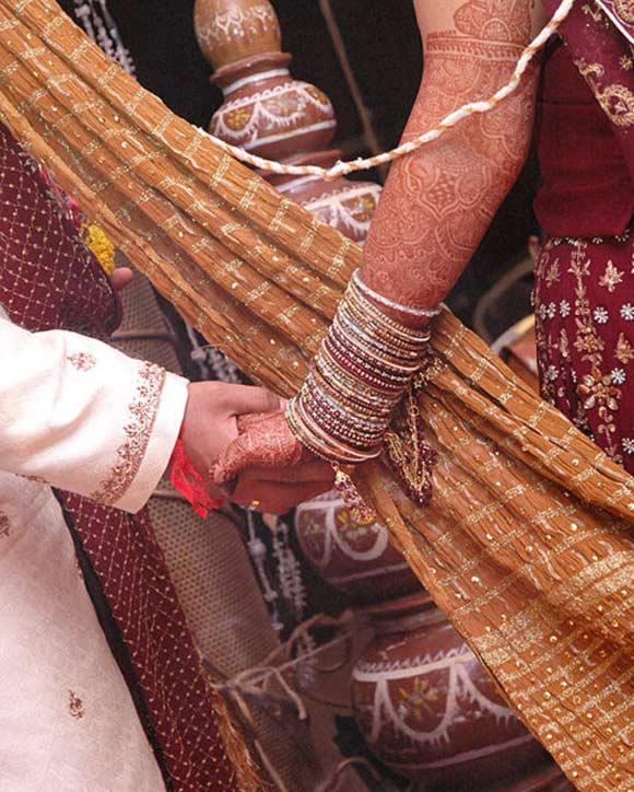 Delhi is where the Big Fat Indian Weddings happen.