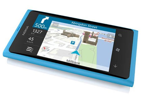 Nokia Lumia 800