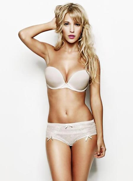 Luisana Lopilato for Ultimo