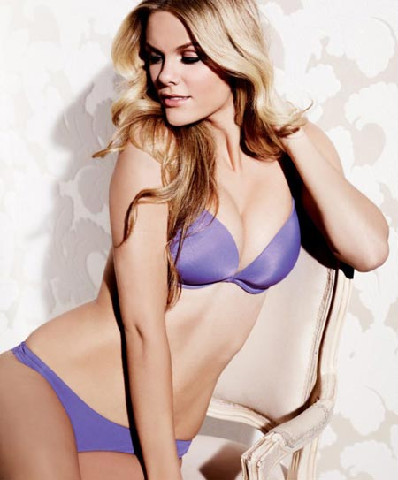 Brooklyn Decker for La Senza