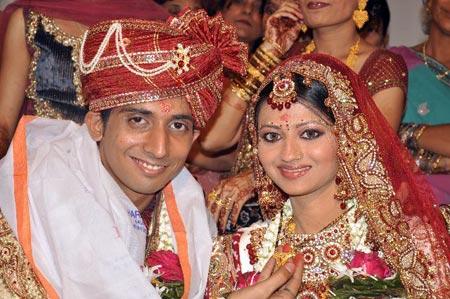 Sunny Gandhi and Roshni